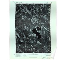 Maine USGS Historical Map Milo South 806920 1978 24000 Poster