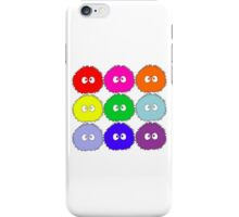 Rainbow Sprites iPhone Case/Skin