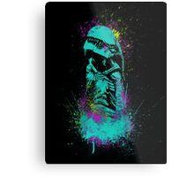 Neon Burster Metal Print