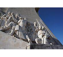 Monument to the Discoveries   Padrão dos Descobrimentos Nr. 3 Photographic Print