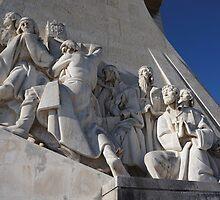 Monument to the Discoveries | Padrão dos Descobrimentos Nr. 3 by silvianeto