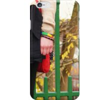 Hold My Hand iPhone Case/Skin