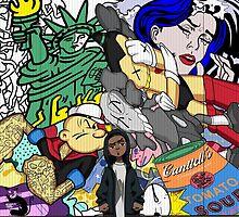 Graffiti by LouisCera