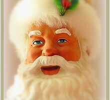 Father Christmas by Karen Cook