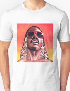 - Stevie Wonder - Unisex T-Shirt