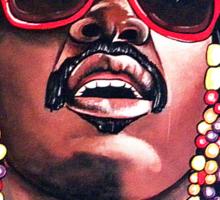 - Stevie Wonder - Sticker