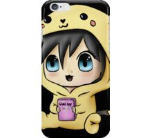 Chibi Pikachu iPhone Case/Skin