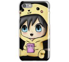 Chibi Pikachu iPhone Case/Skin
