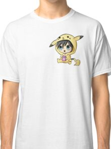 Chibi Pikachu Classic T-Shirt