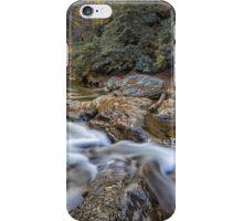 Full of treasures: Dukes Creek (II) iPhone Case/Skin