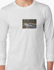 Full of treasures: Dukes Creek (II) Long Sleeve T-Shirt