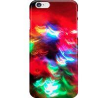 Christmas Lights iPhone Case/Skin