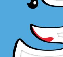 Blue Dog Logo Nr. 2 Sticker
