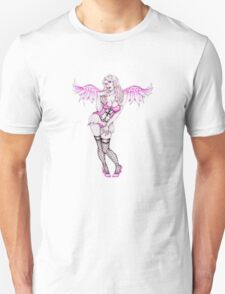 Grace Pin Up Girl Unisex T-Shirt