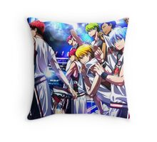 Kuroko no basket Throw Pillow