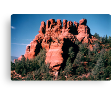 Hoodoo You Think you are? Canvas Print