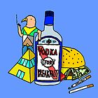 Vodka for breakfast by RADIOBOY by radioboy