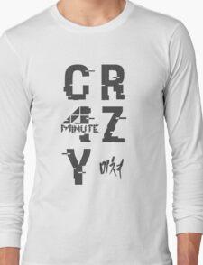 4MINUTE - CRAZY Long Sleeve T-Shirt