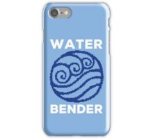 Water Bender and Proud iPhone Case/Skin