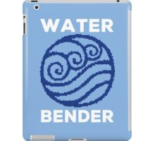 Water Bender and Proud iPad Case/Skin