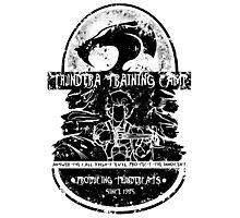 Thundera Training Camp (white) Photographic Print