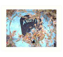 Austin Art Print