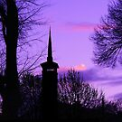 Autumn evening churches, 5 of 5 by MooseMan