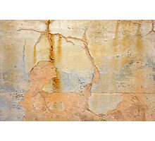 Spanish wall Photographic Print