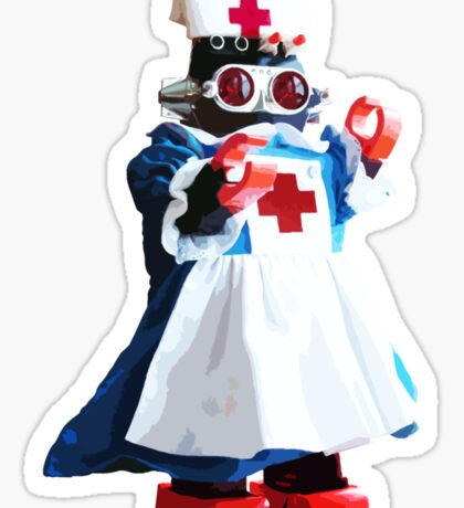Nursebot Sticker