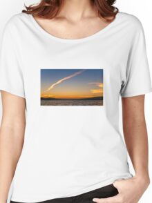 Lake Constance - Sunset Women's Relaxed Fit T-Shirt
