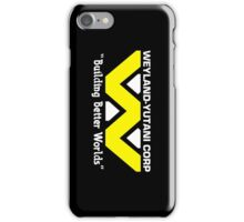 Weyland-Yutani Corp iPhone Case/Skin