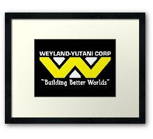 Weyland-Yutani Corp Framed Print