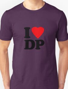 I Heart DP Unisex T-Shirt