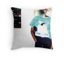 Kid Throw Pillow
