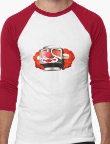Clownbot Men's Baseball ¾ T-Shirt