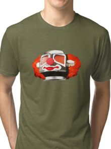 Clownbot Tri-blend T-Shirt