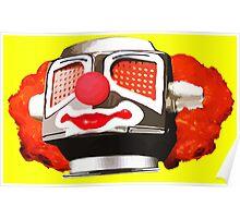 Clownbot Poster
