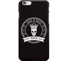 Style of Rock Music iPhone Case/Skin