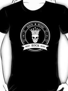 Style of Rock Music T-Shirt
