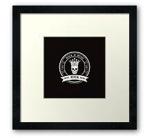 Style of Rock Music Framed Print