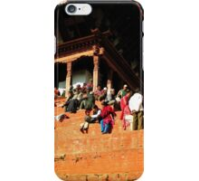 Palace Temple iPhone Case/Skin