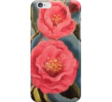 Camellias iPhone Case/Skin