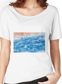 Wild Sea Women's Relaxed Fit T-Shirt