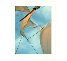 Full Sails Art Print