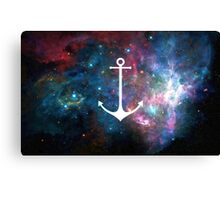 Space Weight Canvas Print