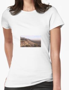 New-Mexico Desert Womens Fitted T-Shirt