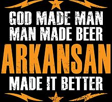 ARKANSAN by fancytees