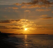 Sunrise #3 by Diado