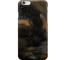 counting the old sorrows iPhone Case/Skin
