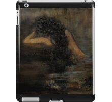 counting the old sorrows iPad Case/Skin